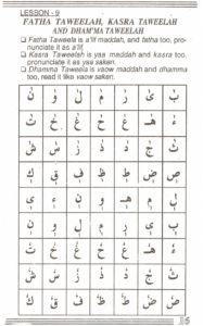 Noorani Qaida English - Read & Learn Noorani Qaida in English at eQuranAcademy